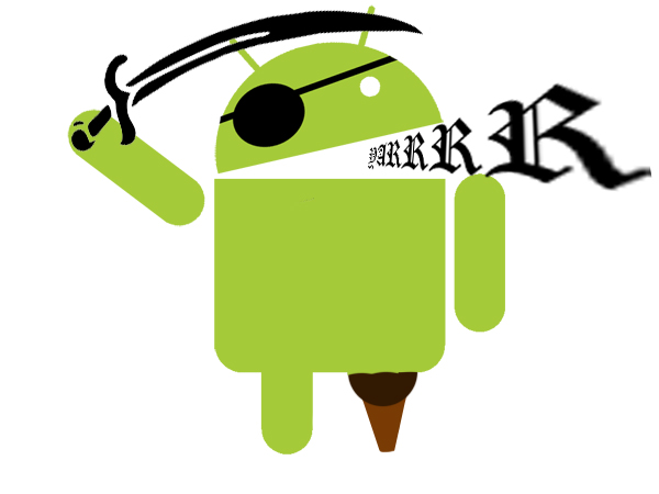 piracy on Android